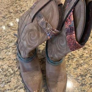 Durango cowgirl boots super cute